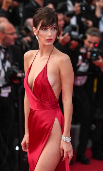 Cannes 2016 Quanto 232 Bella E Spudorata La Hadid Foto