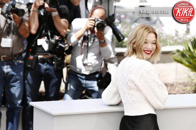 Lea Seydoux - Cannes - 19-05-2016 - Lea Seydoux aspetta il primo figlio con Andre Meyer