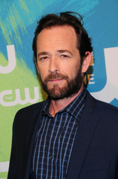 Luke Perry - NY - 19-05-2016 - Luke Perry, il commovente incoraggiamento di Sharon Stone