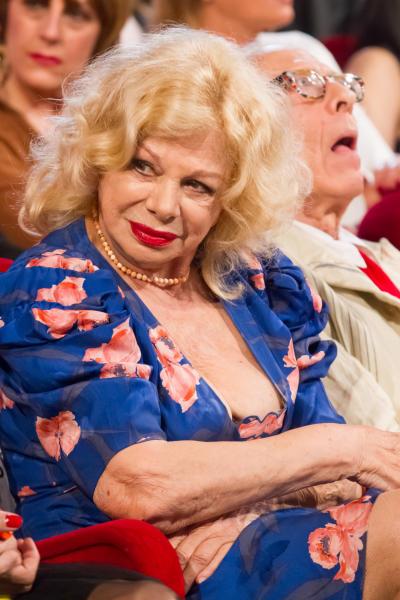 Sandra Milo - Roma - 19-05-2016 - Sandra Milo shock: