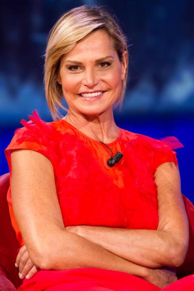 Simona Ventura - Roma - 19-05-2016 - Mediaset: grandi novità in arrivo per Simona Ventura