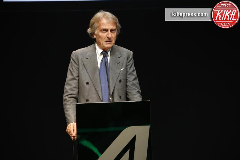 Luca Cordero di Montezemolo - Milano - 19-05-2016 - Malika Ayane presenta le nuove divise di Alitalia