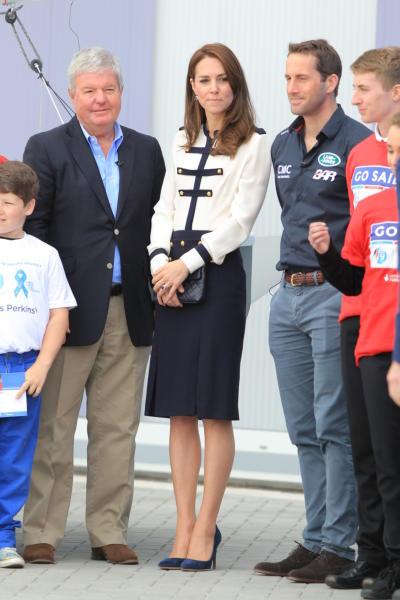 Kate Middleton - Portsmouth - 20-05-2016 - Chi lo indossa meglio? Kate Middleton e Sofia di Svezia