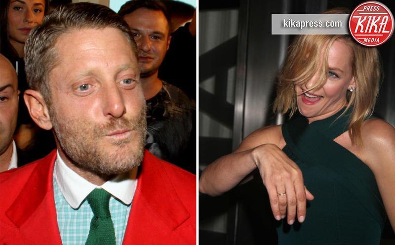 Lapo Elkann, Uma Thurman - Cannes - 21-05-2016 - Lapo Elkann, gli scandali di un rampollo