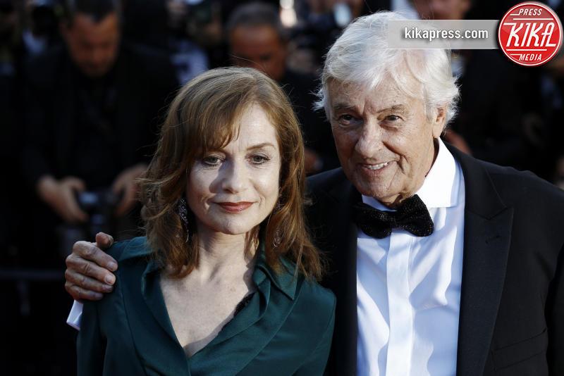 Paul Verhoeven, Isabelle Huppert - Cannes - 21-05-2016 - Isabelle Huppert è la Migliore attrice in un film drammatico