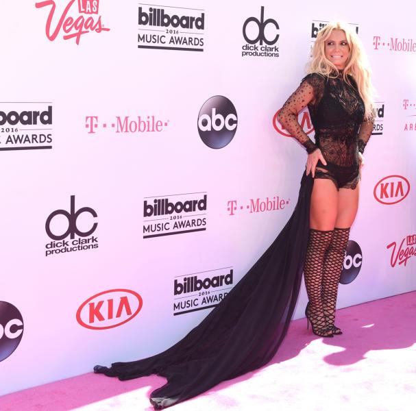 Britney Spears - Las Vegas - 22-05-2016 - Ecco il nuovo fidanzato di Britney Spears ai tempi del liceo