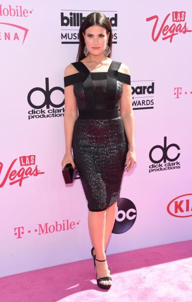 Idina Menzel - Las Vegas - 22-05-2016 - Frozen, Disney accusata di plagio per il brano Let it Go