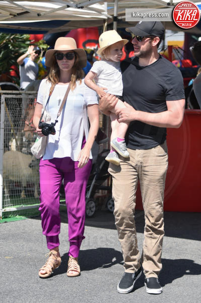 Hazel Krasinsky, John Krasinsky, Emily Blunt - Los Angeles - 23-05-2016 - Emily Blunt è diventata mamma per la seconda volta