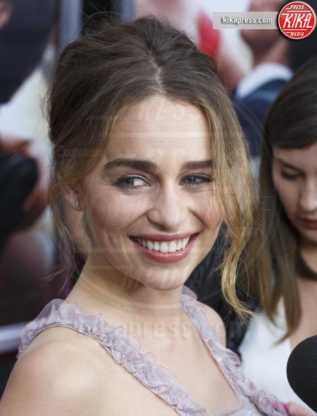 Emilia Clarke - New York - 24-05-2016 - Orgoglio femminile: ho dei difetti e me ne vanto