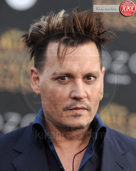 Johnny Depp - Hollywood - 23-05-2016 - Johnny Depp fa causa al The Sun per diffamazione