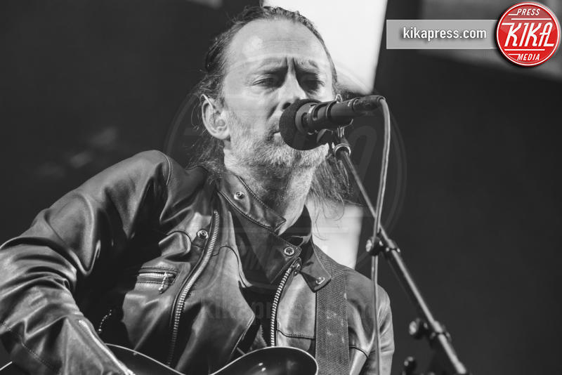 Thom Yorke, Radiohead - Parigi - 23-05-2016 - Thom Yorke, prima volta per il cinema: comporrà per un italiano