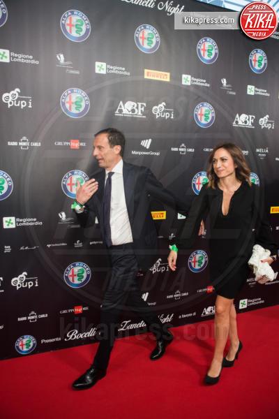 Massimiliano Allegri - Milano - 26-05-2016 - Bocelli & Zanetti Night: il calcio e la musica uniti per Haiti