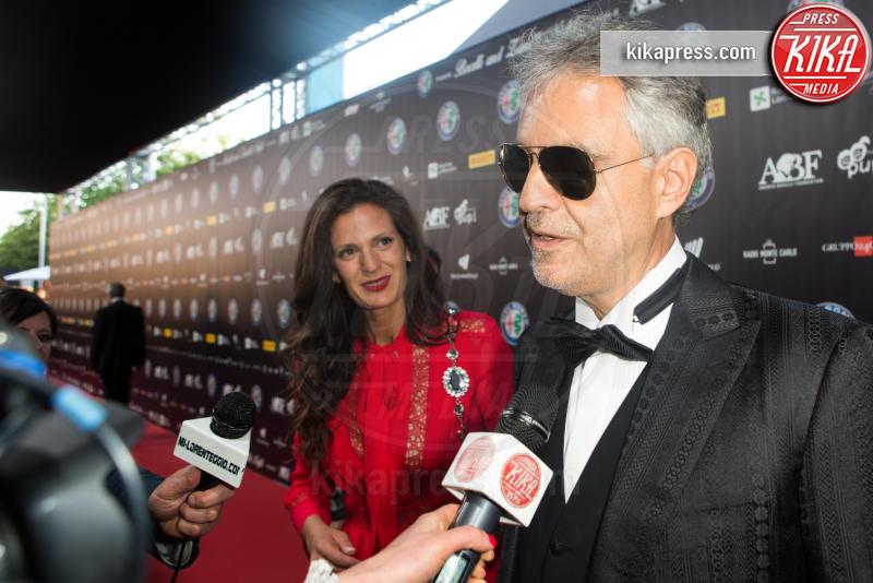 Andrea Bocelli - Milano - 26-05-2016 - Bocelli & Zanetti Night: il calcio e la musica uniti per Haiti
