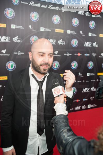 Milano - 26-05-2016 - Bocelli & Zanetti Night: il calcio e la musica uniti per Haiti