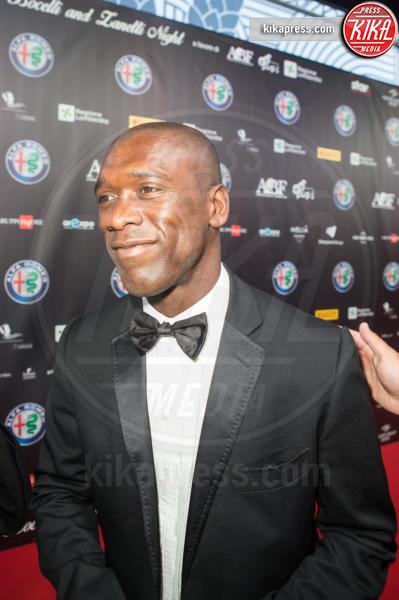 Clarence Seedorf - Milano - 26-05-2016 - Bocelli & Zanetti Night: il calcio e la musica uniti per Haiti