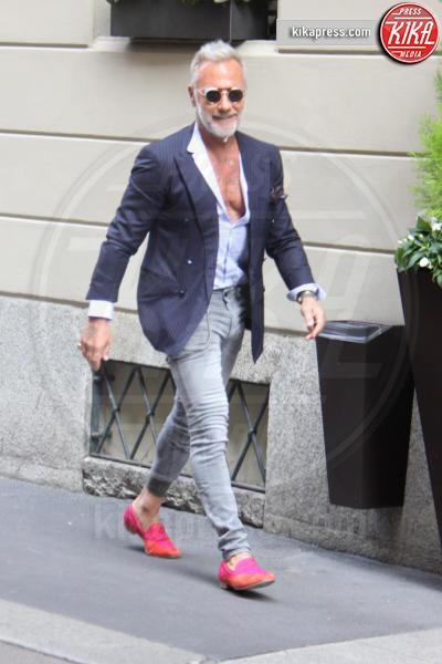 Gianluca Vacchi - Milano - 25-05-2016 - Rimbalzati come ubriaconi, ma sono vip