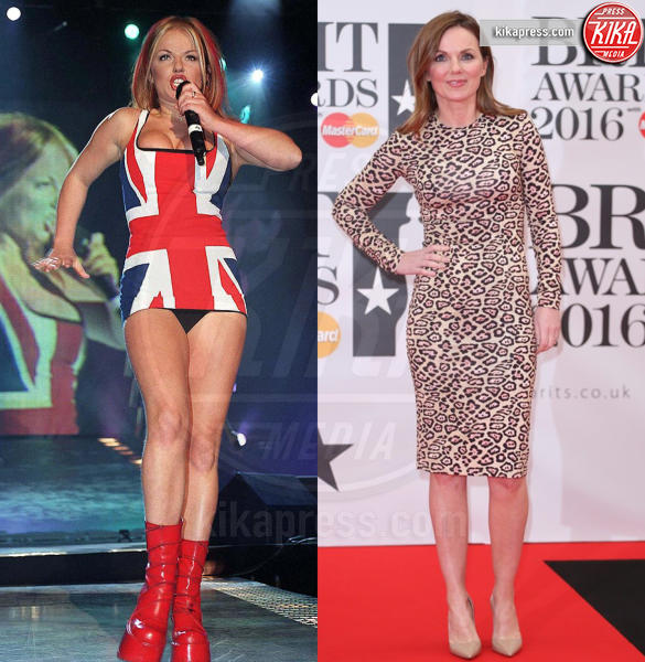 Geri Halliwell - 26-05-2016 - Spice Girls, la reunion. Ecco come sono cambiate in 20 anni