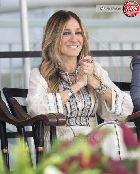 Sarah Jessica Parker - Cambridge - 25-05-2016 - Sarah Jessica Parker torna in tv con Divorce