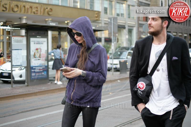 Luigi Mario Favoloso, Nina Moric - Milano - 26-05-2016 - Caso Favoloso, Nina Moric vittima di minacce e ricatti?