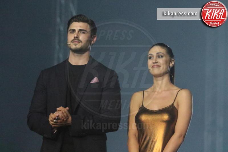 Francesco Monte, Cecilia Rodriguez - Napoli - 26-05-2016 - Isola, la promessa di Francesco Monte: