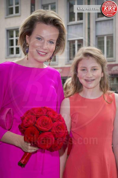 Principessa Elisabetta del Belgio, Regina Mathilde del Belgio - Bruxelles - 28-05-2016 - Saranno loro a sedersi, un giorno, sui troni d'Europa