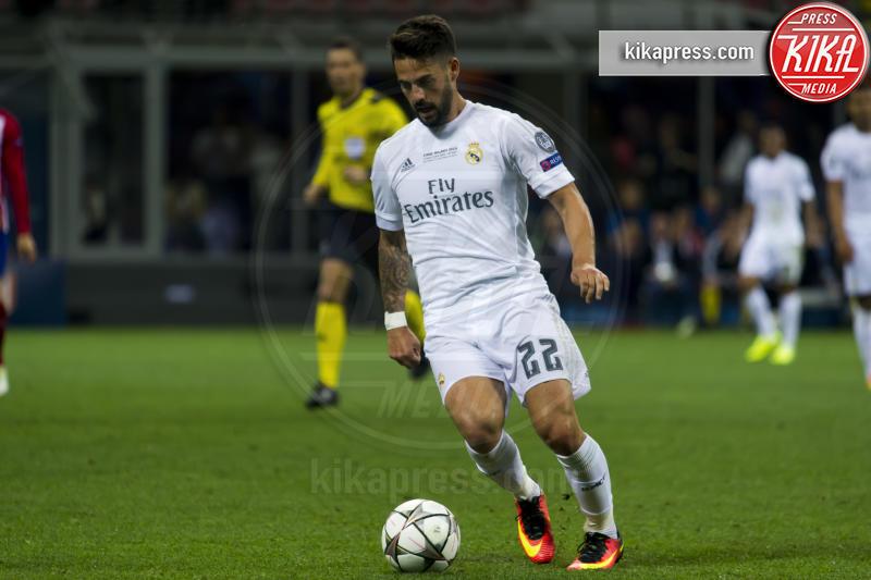 Isco of Real Madrid - Milano - 25-05-2016 - Il Real Madrid vince la sua Undècima Champions League