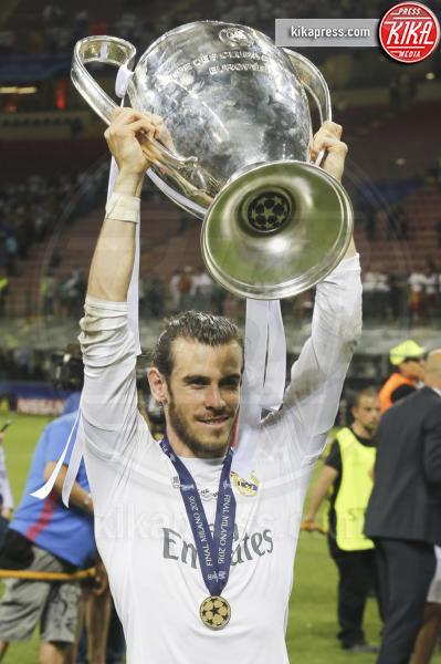 Gareth Bale - Milano - 25-05-2016 - Il Real Madrid vince la sua Undècima Champions League