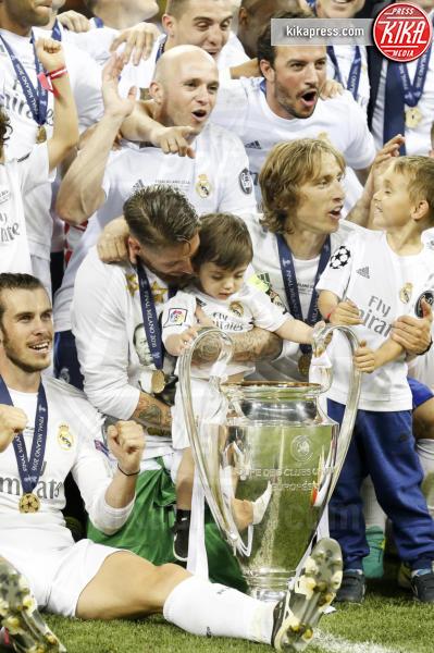 Real Madrid Spieler - Milano - 25-05-2016 - Il Real Madrid vince la sua Undècima Champions League