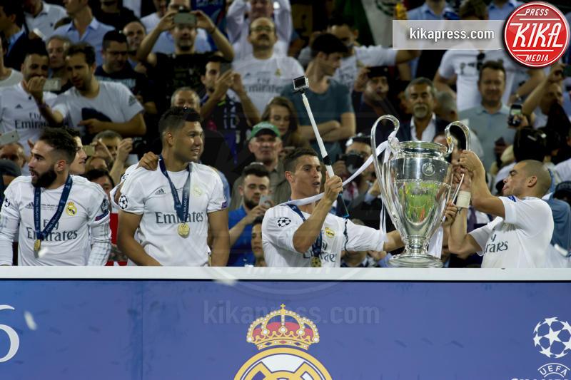 Real Madrid - Milano - 25-05-2016 - Il Real Madrid vince la sua Undècima Champions League