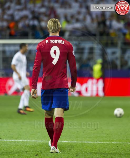 Fernando Torres of Atletico Madrid - Milano - 25-05-2016 - Il Real Madrid vince la sua Undècima Champions League