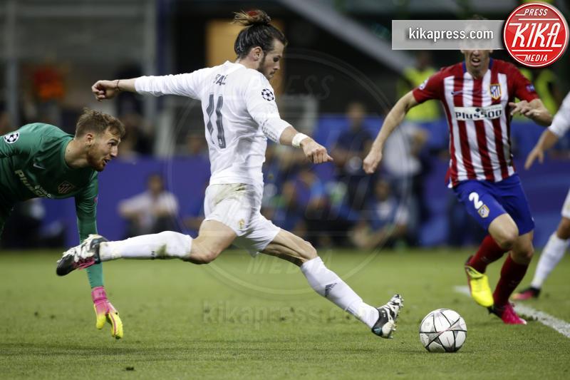 Jan Oblak, Diego Godin, Gareth Bale - Milano - 25-05-2016 - Il Real Madrid vince la sua Undècima Champions League