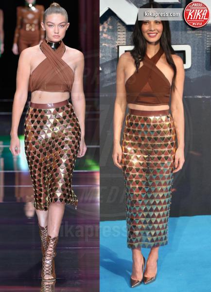Gigi Hadid, Olivia Munn - 31-05-2016 - Chi lo indossa meglio? Look brillanti per le feste