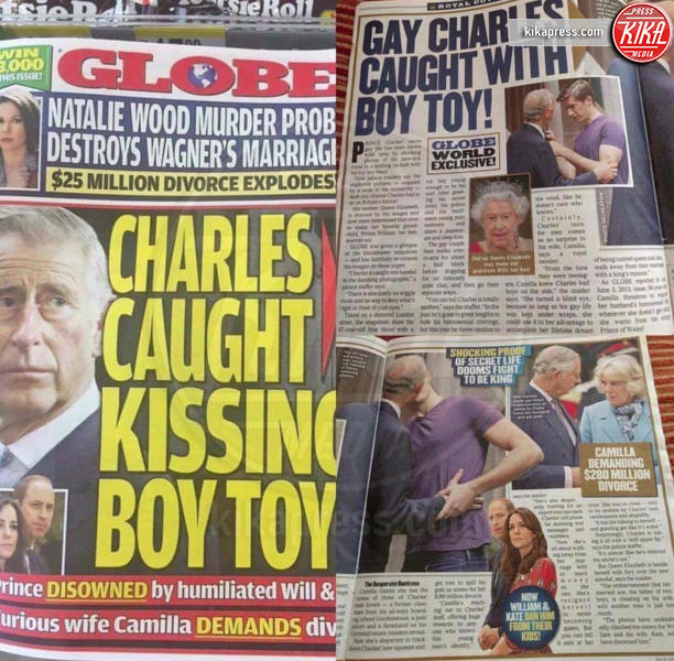 Principe Carlo d'Inghilterra - 03-06-2016 - Il Principe Carlo è gay: lo scoop del Globe
