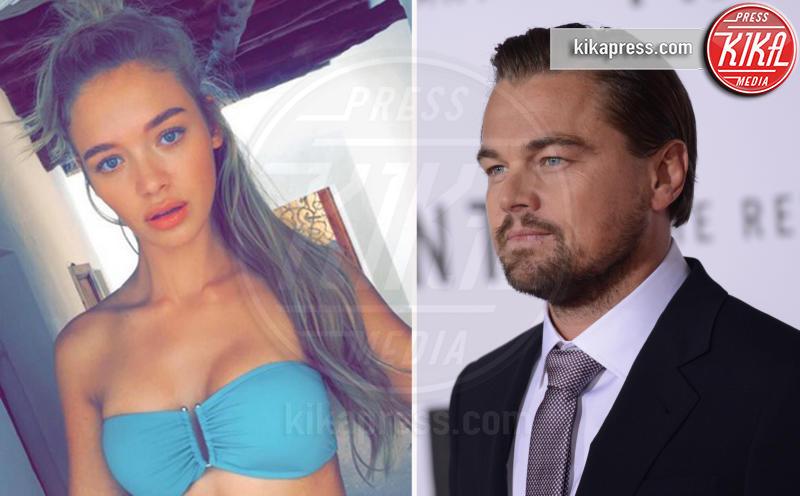 Roxy Horner, Leonardo DiCaprio - Hollywood - 17-12-2015 - Leonardo DiCaprio di nuovo single: è finita con Nina Agdal
