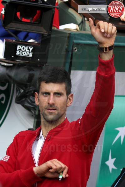 Novak Djokovic - Parigi - 05-06-2016 - Novak Djokovic è il re di Parigi al Roland Garros