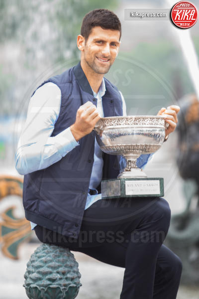 novak djokovic place