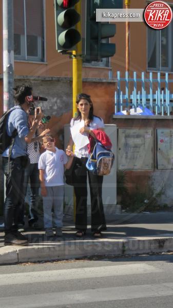 Virginia Raggi - Roma - 06-06-2016 - Star come noi: Virginia Raggi, il (candidato) sindaco mamma