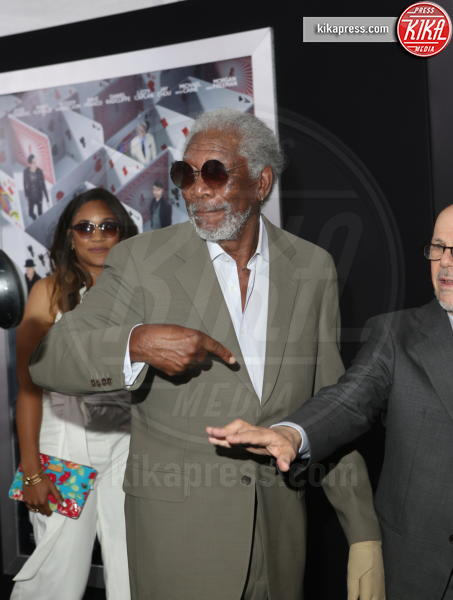 Morgan Freeman - New York - 07-06-2016 - Morgan Freeman accusato di molestie sessuali da otto donne