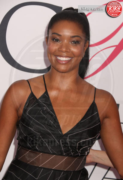 Gabrielle Union - New York - 06-06-2016 - CFDA Fashion Awards 2016: un tripudio di nero e argento!