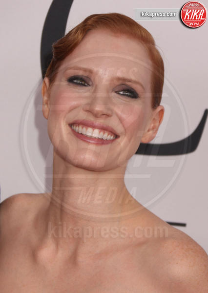 Jessica Chastain - New York - 06-06-2016 - CFDA Fashion Awards 2016: un tripudio di nero e argento!
