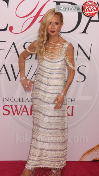 Rachel Zoe - New York - 06-06-2016 - CFDA Fashion Awards 2016: un tripudio di nero e argento!