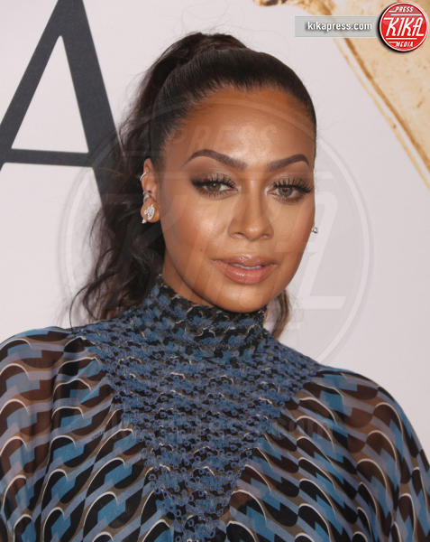 La La Anthony - New York - 06-06-2016 - CFDA Fashion Awards 2016: un tripudio di nero e argento!