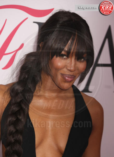 Naomi Campbell - New York - 06-06-2016 - CFDA Fashion Awards 2016: un tripudio di nero e argento!