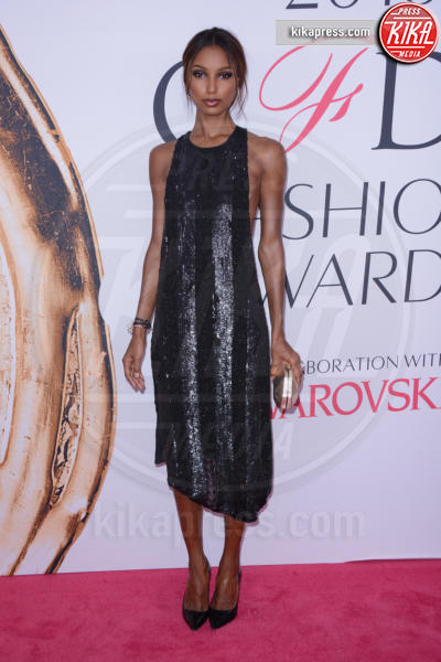 Jasmine Tookes - New York - 07-06-2016 - CFDA Fashion Awards 2016: un tripudio di nero e argento!