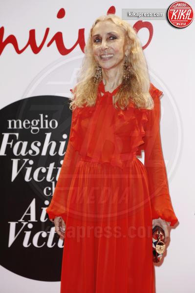 Franca Sozzani - Milano - 07-06-2016 - Sarà presentato a Venezia il film sulla vita di Franca Sozzani