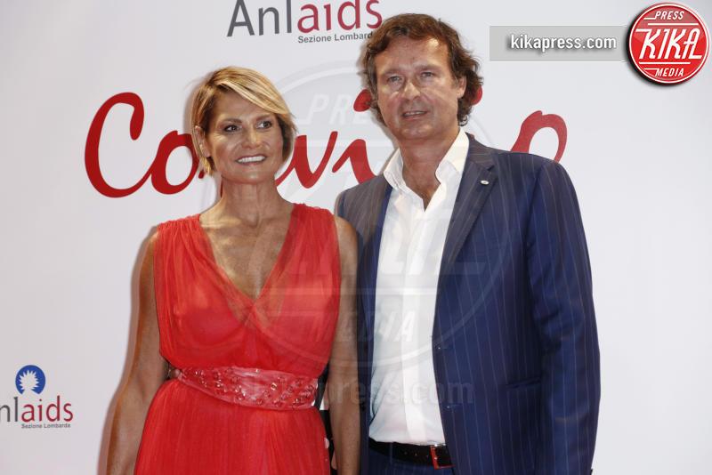 Gian Gerolamo Carraro, Simona Ventura - Milano - 07-06-2016 - Simona Ventura - Stefano Bettarini: la foto che non ti aspetti