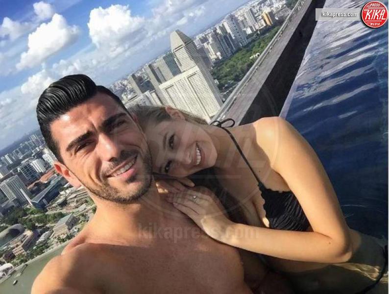 Graziano Pellè - Milano - 09-06-2016 - Il calciatore più sexy della Nazionale? Graziano Pellè
