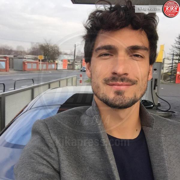 MATS HUMMELS - Milano - 09-06-2016 - Euro 2016: qual è il calciatore più sexy?