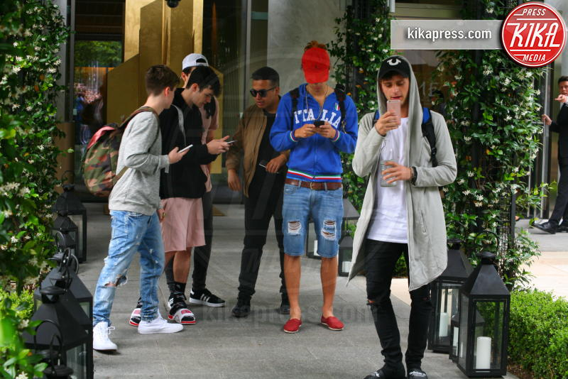 Aaron Carpenter - Milano - 09-06-2016 - Milano in delirio per l'arrivo di Cameron Dallas