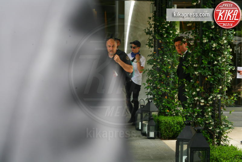 Milano - 09-06-2016 - Milano in delirio per l'arrivo di Cameron Dallas
